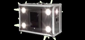 integrierte Fotoleuchten